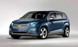 Chevrolet 'CrossVolt' Rumors Sparked by Trademark Filing