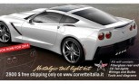 2014 Chevrolet Corvette Round Rear Light Kit Coming?