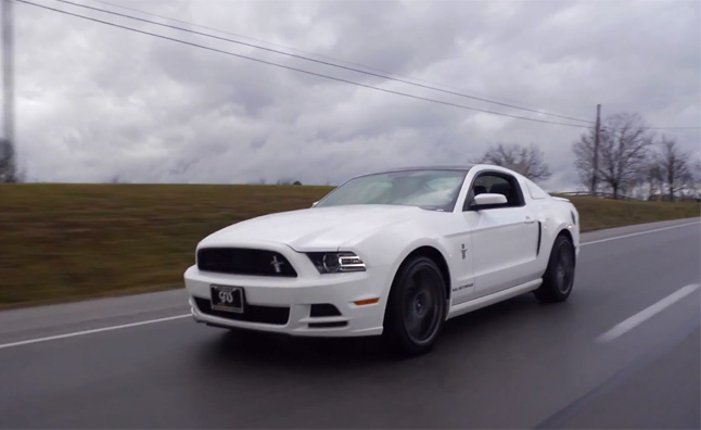 Ford Delivers Final Dream Mustang, Fools the Fuzz – Video
