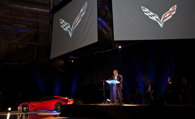 General Motors Moving Performance Build Center to Corvette Plant