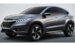 Honda Urban SUV Concept Breaks Cover Ahead of Detroit Auto Show Reveal