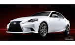 2014 Lexus IS F-Sport Photos Leaked