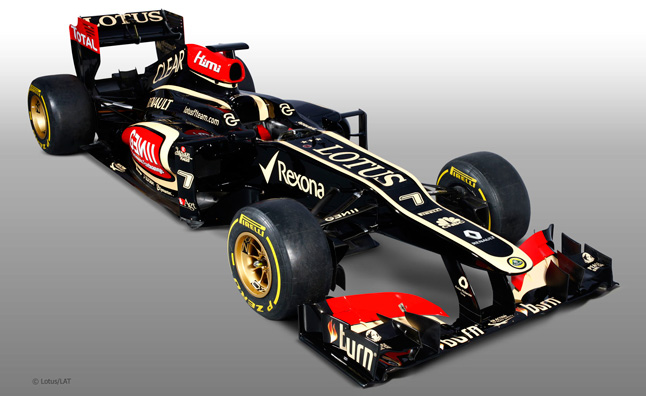 Lotus Unveils New E21 Formula One Car – Video