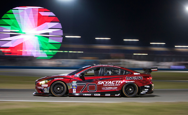 2014 Mazda6 Diesel Race Car Makes 400 HP