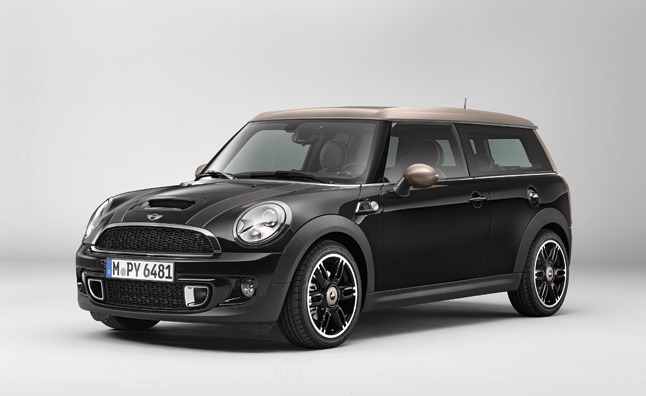 MINI Clubman Bond Street Heading to 2013 Geneva Motor Show