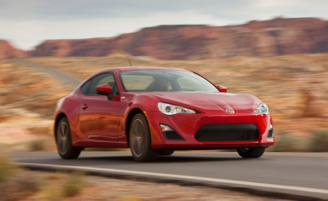 Scion FR-S for Toyota Grand Prix Celebrity Race Set for Chicago Auto Show Debut