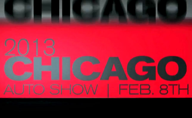 Automakers Invite Fans to Chicago Auto Show Media Day
