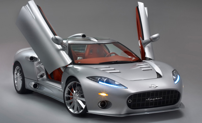 Spyker C8 Aileron Production Ramping Up: Brand Says