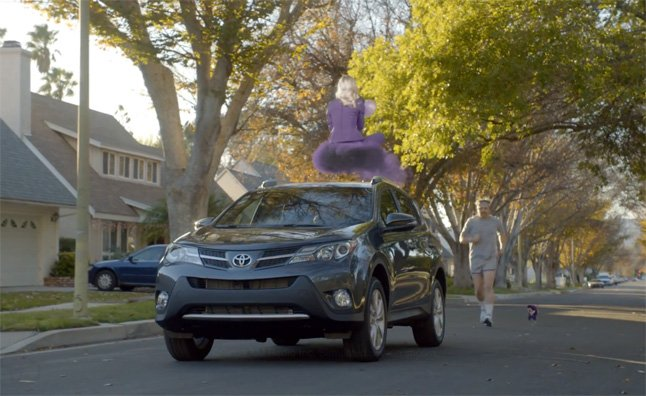 Kaley Cuoco and Toyota RAV4 Set for Super Bowl Spot – Video