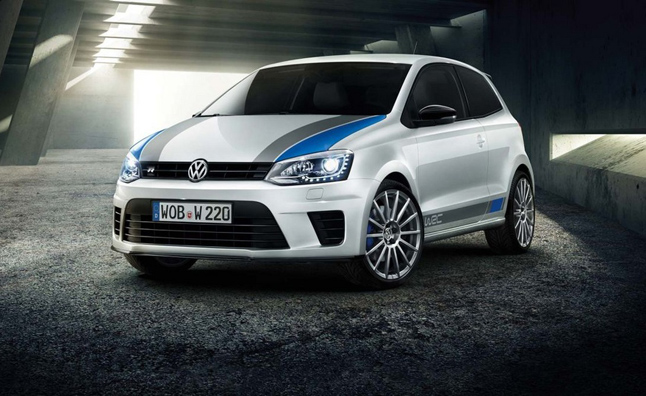 Volkswagen Polo R WRC Gets 220 HP, Rally Style