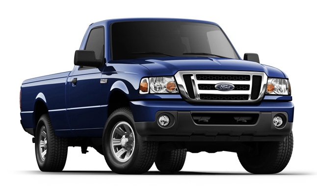 Ford Working on Making Compact F-100 Truck Viable