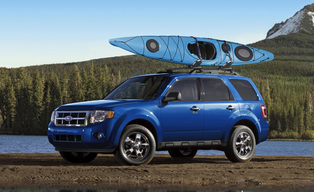 Top 10 Stolen Sport Utility and Crossover Vehicles in America