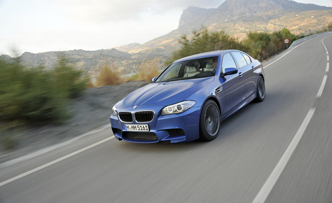 BMW M Models to Remain Rear-Wheel Drive