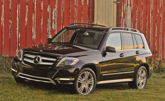 Five-Point Inspection: 2013 Mercedes-Benz GLK350