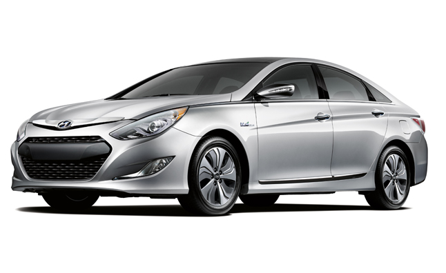 2013 Hyundai Sonata Hybrid Gets More MPG, Costs $200 Less