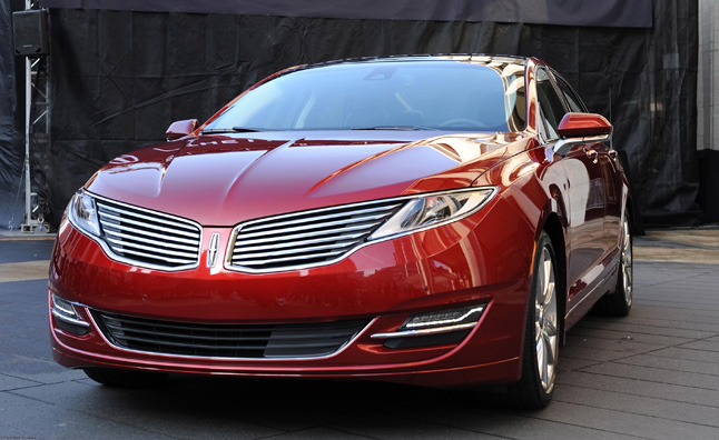 Lincoln to Compensate Dealers for MKZ Delivery Delays