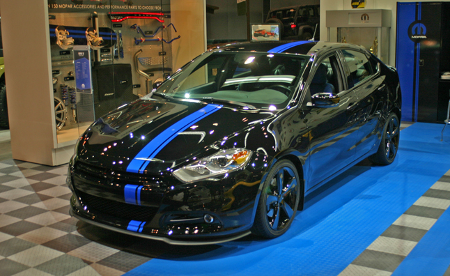 Mopar Dodge Dart is a Mean Looking Special Edition