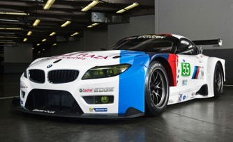 BMW Z4 GTE ALMS Race Car Previewed in Stunning New Video