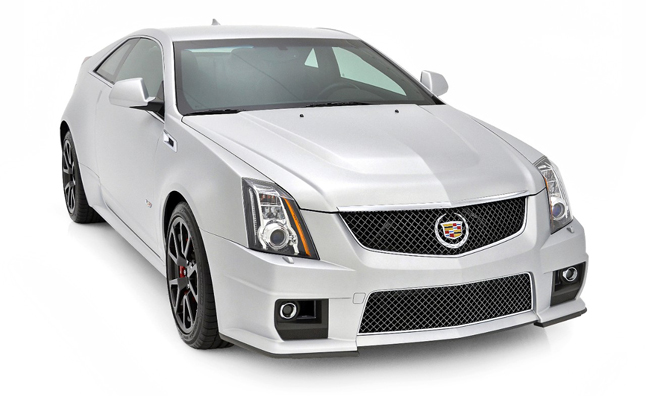 Cadillac CTS Special Editions Spiff up Stale Sport Sedan