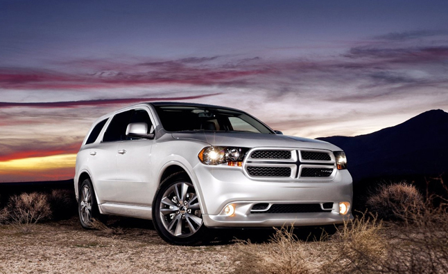 2014 Dodge Durango to Get Eight Speed Automatic