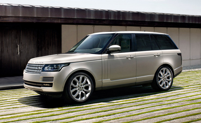 2013 Range Rover Sold Out Until Summer