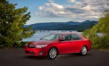2013 Toyota Camry Gets Soft Touch Enhancments