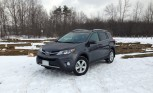 Five-Point Inspection: 2013 Toyota RAV4 XLE FWD