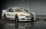 Watch a 2013 Ford Fusion Transition into a NASCAR – Video