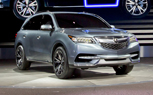 2014 Acura MDX to Bow at New York Auto Show
