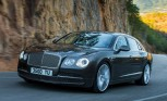 2014 Bentley Flying Spur Photos Leaked
