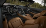 2014 Chevy Corvette Interior Detailed in Video