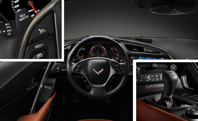 Why the 2014 Corvette has a Manual Transmission With Paddle Shifters