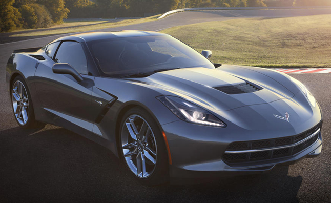 2014 Chevy Corvette Sounds Fantastic in Teaser Video