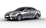 2014 Lexus IS300h to Bow at Geneva Motor Show