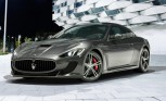 Maserati GranTurismo MC Stradale Gains Two Seats, Remains Stunning