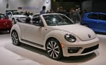 2014 Volkswagen Beetle Convertible Gets the R-Line Treatment