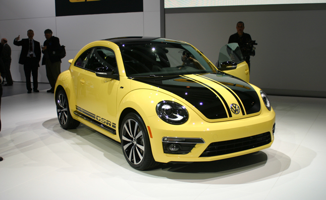 2014 Volkswagen Bettle GSR Video, First Look: 2013 Chicago Auto Show