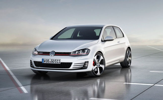 2014 Volkswagen Golf GTI Leaked Before Geneva Debut