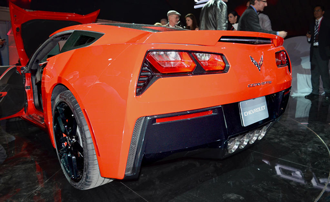 2014 Chevy Corvette Debuts Lightweight Smart Material