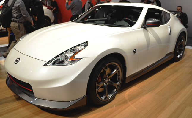 2014 Nissan 370Z NISMO First Look Video: 2013 Chicago Auto Show