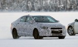 2015 Chevrolet Cruze Spied with Plenty of Camouflage