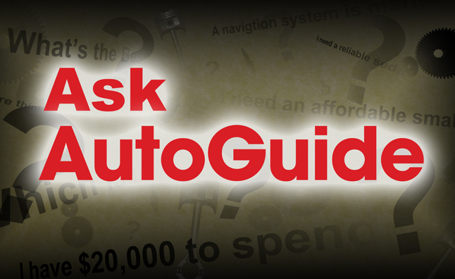 "Need Advice Buying Your Next Car? Just ""Ask AutoGuide!"""