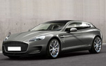 Aston Martin Rapide Shooting Brake Headed to Geneva Motor Show