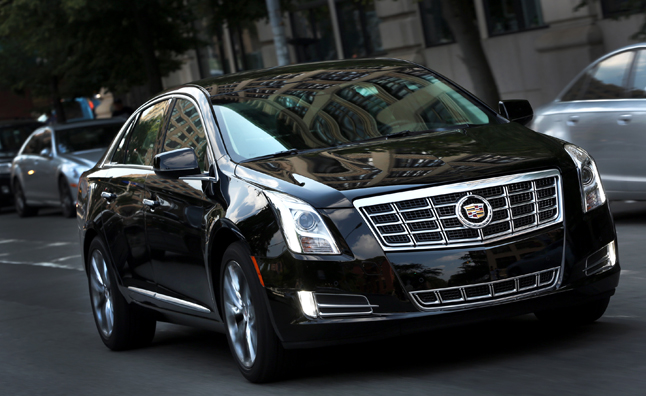 Cadillac Targets Livery Industry with Fleet-Focused XTS
