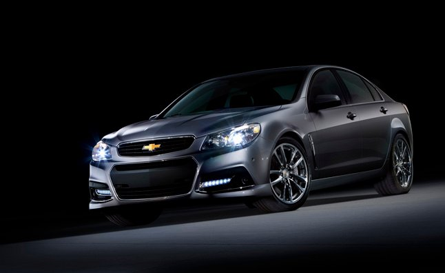 2014 Chevrolet SS Debuts at Daytona 500 as a 415 hp, Performance-Luxury Sedan