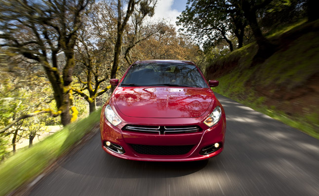 Five-Point Inspection: 2013 Dodge Dart Rallye