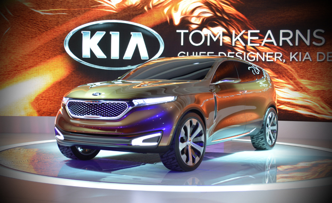 Kia Cross GT Concept Previews Larger, More Premium Crossover