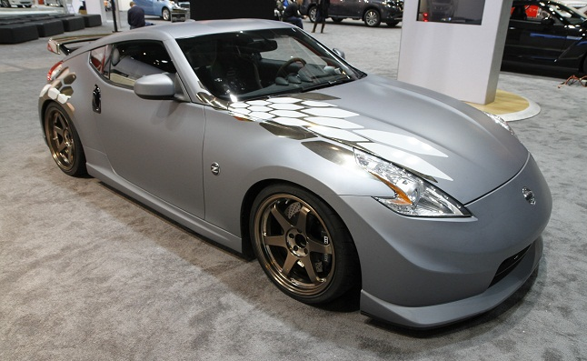 Nissan Crowdsourced 370Z Ready to Hit the Track