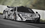 McLaren P1 to Make 903-HP From Twin-Turbo 3.8L V8 Hybrid
