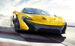 McLaren P1 Production Model Revealed With Full Stats Including 218 MPH Top Speed